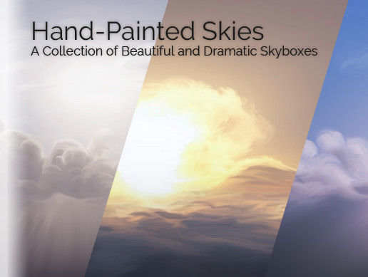 Hand-Painted Skyboxes