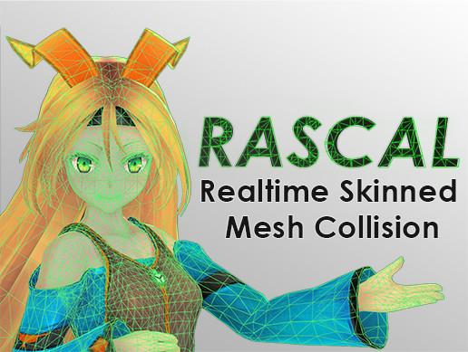 RASCAL Skinned Mesh Collider - Asset Store