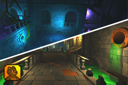 Stylized Dungeon Pack