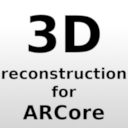 3D Reconstruction for ARCore (Android only)