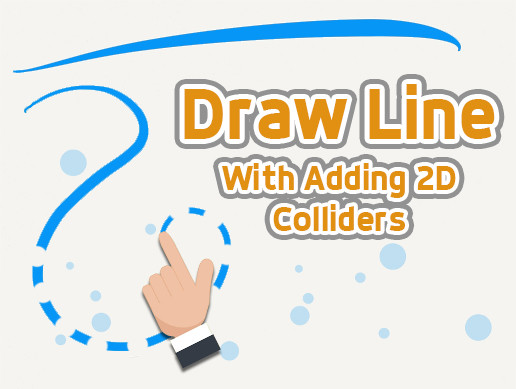 Draw Line With Adding 2D Colliders