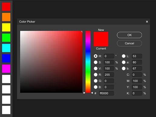 Easy Color Picker