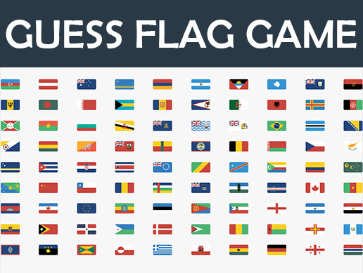 Guess Flag Game