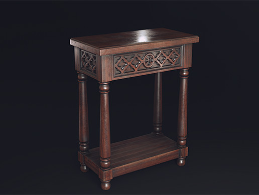 Gothic Console Table
