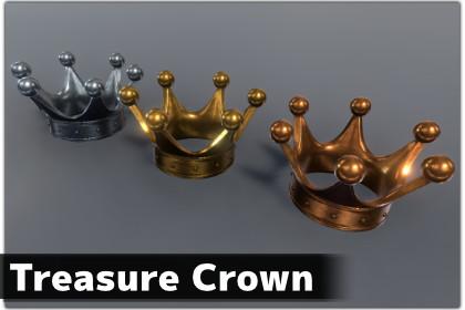 Treasure Crown