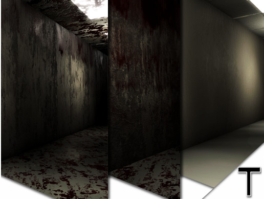 Horror Floor Substance Pack