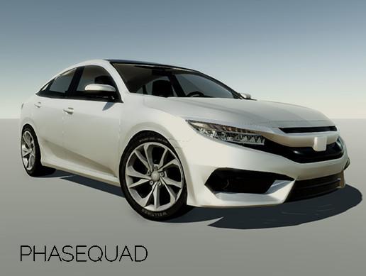 #022 Game Car