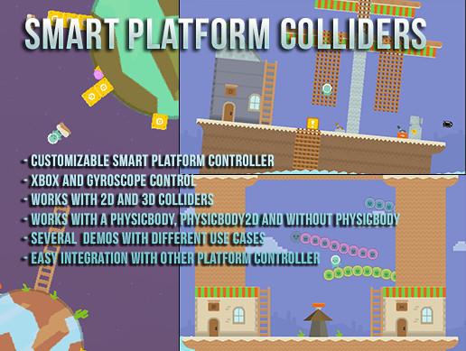 Smart Platform Colliders