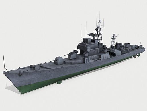 Najin-class frigate