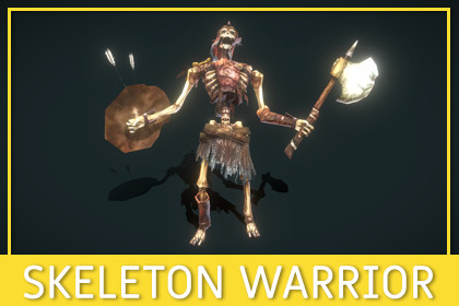 Skeleton Warrior [Fantasy]