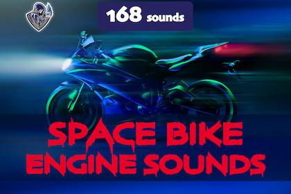 Space Bike Engine Sounds