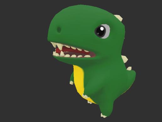 Little Rex - 10 Skins