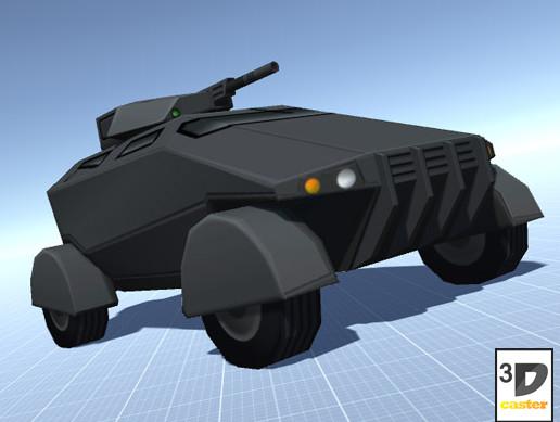 Stylized Technics - MRAP 1