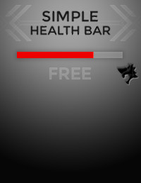 Simple Health Bar FREE