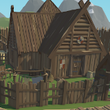 RPG Poly Pack - Slavic Town