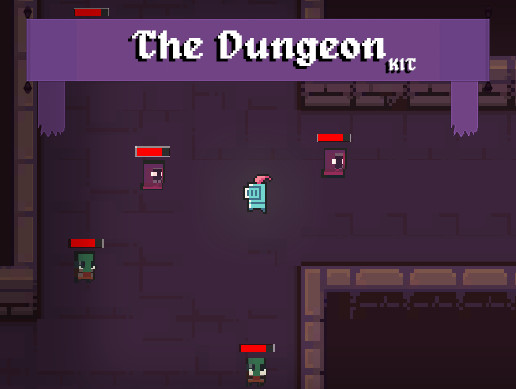 The Dungeon Game Kit