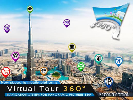 Mobile Virtual Tour 360