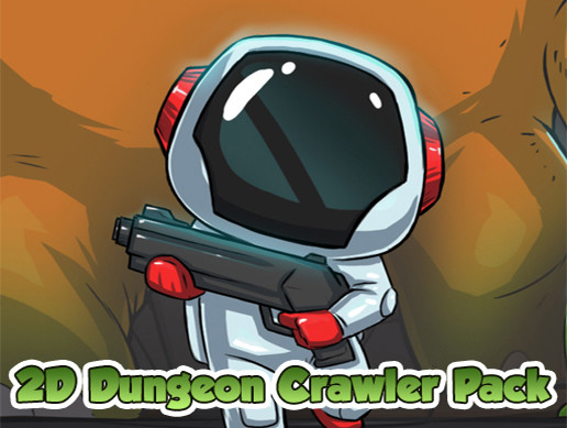 Dungeon Crawler 2D Art Pack