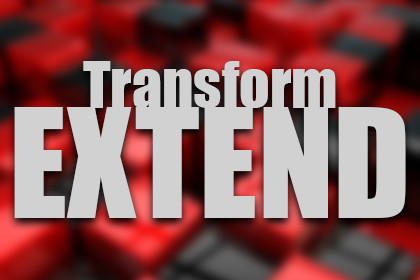 Transform Extend