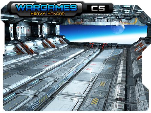 SF Heavy Hangar C5