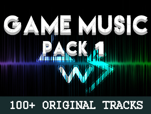 Game Music Pack 1 - GWriterStudio