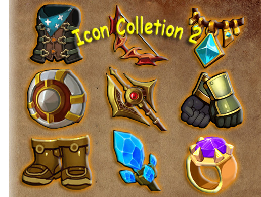 Icon Colletion 2