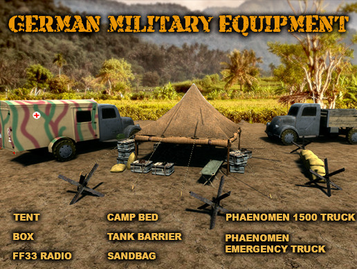 German Military Equipment