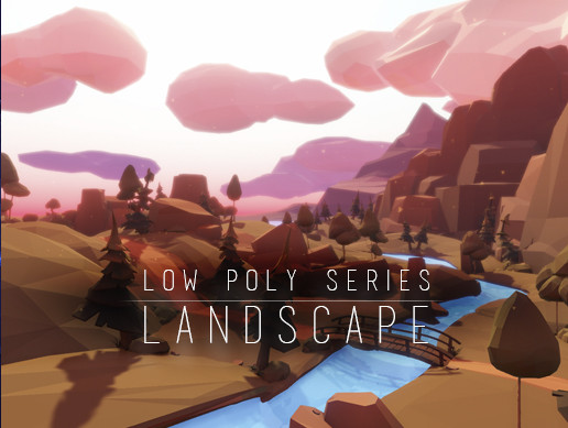 Low Poly Series: Landscape