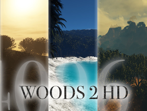 Woods 2 HD Skybox Pack