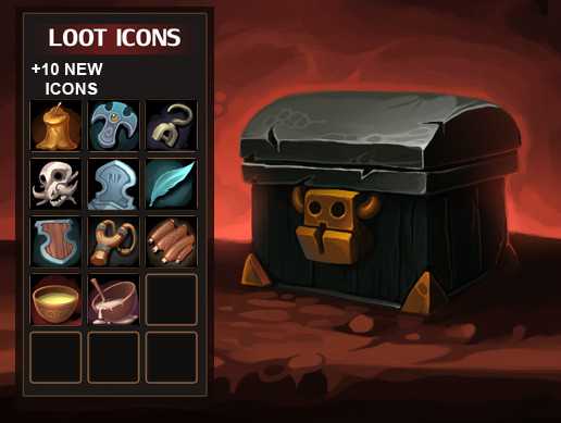 Loot icons