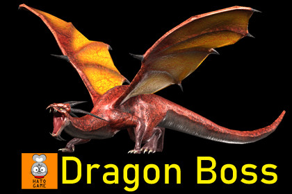 Dragon boss mon