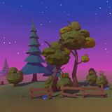 Polyverse Wind • Low Poly Wind Shaders