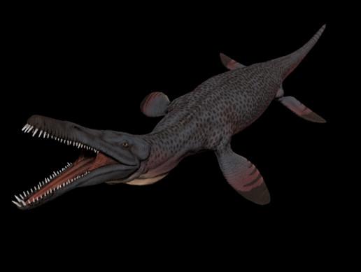 Pliosaurus Asset Pack