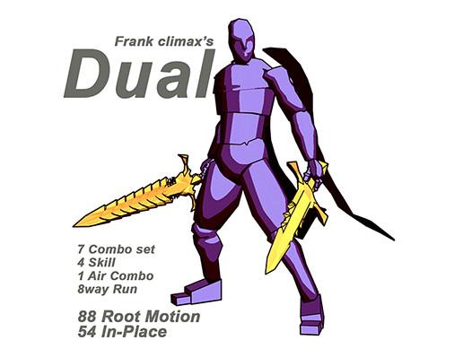 Frank RPG Dual Combo Set