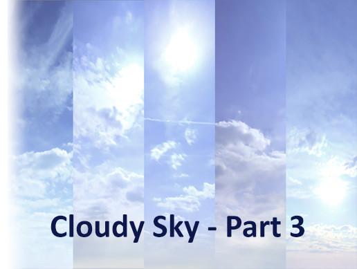 Cloudy Sky - Part 3