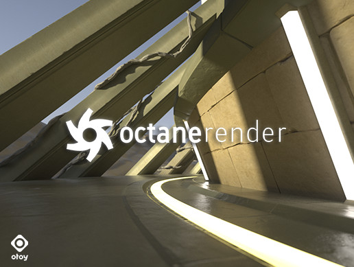 The Courtyard with OctaneRender for Unity
