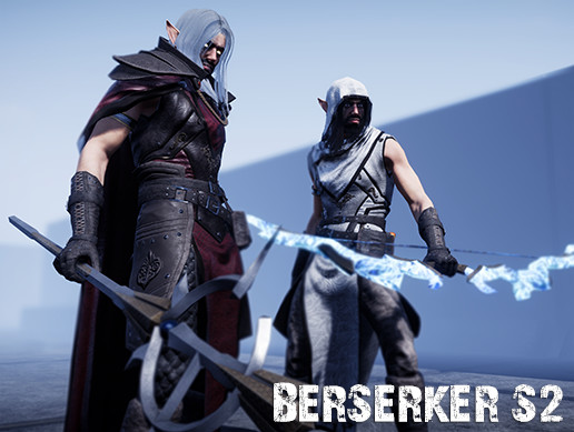 BerserkerS2: Mage and Archer