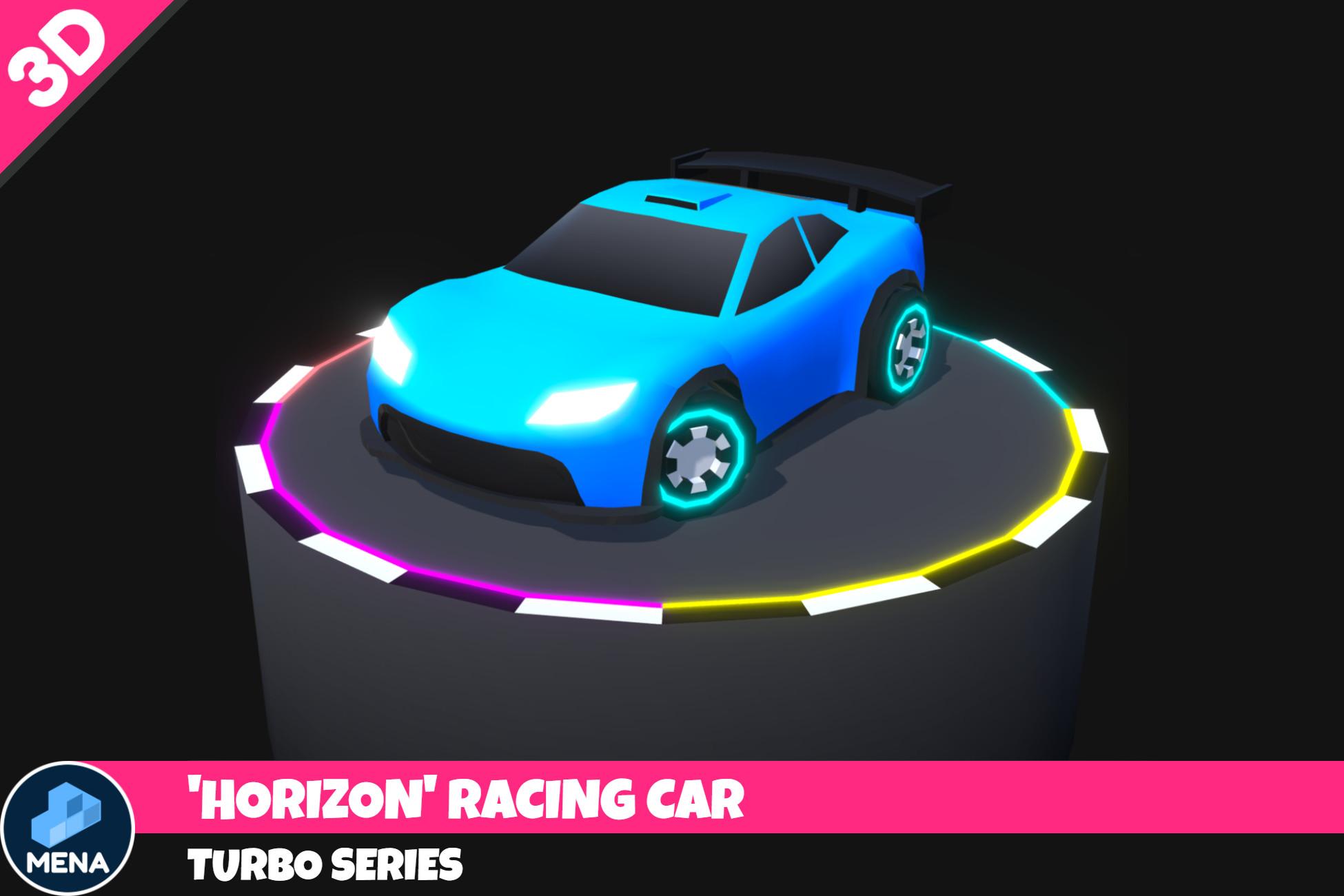 TURBO - 'Horizon' Racing Car