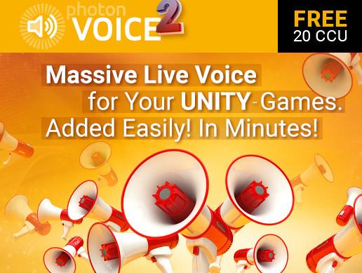 Photon Voice 2 - Asset Store