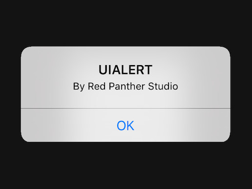 UIAlert