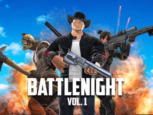 BattleNight Vol.1 - Action Game Soundtrack