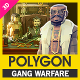 POLYGON - Gang Warfare Pack