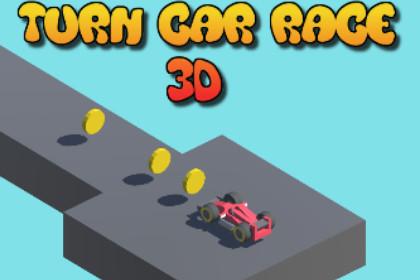 Turn Car Racing 3d (hyper-Casual)