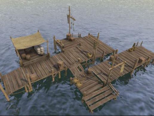Ancient Wharf