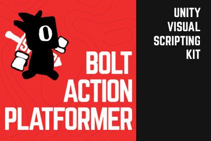 Bolt Action Platformer - Visual Scripting Kit