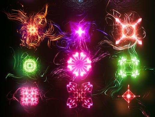 Magic aura skill VFX | Unity AssetStore Price down
