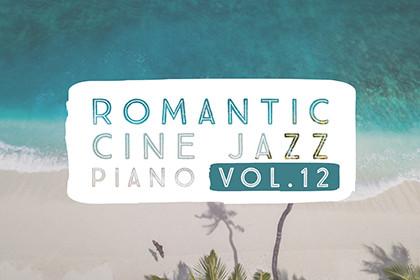 ROMANTIC CINE JAZZ PIANO VOL.12