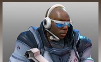 Futuristic Soldier 3