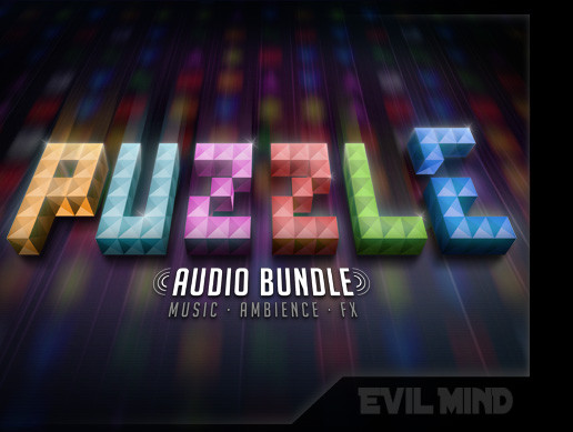 Puzzle Audio Kit (Music + FX)