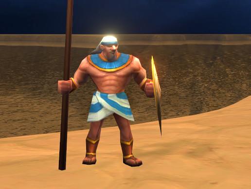 Spear Man